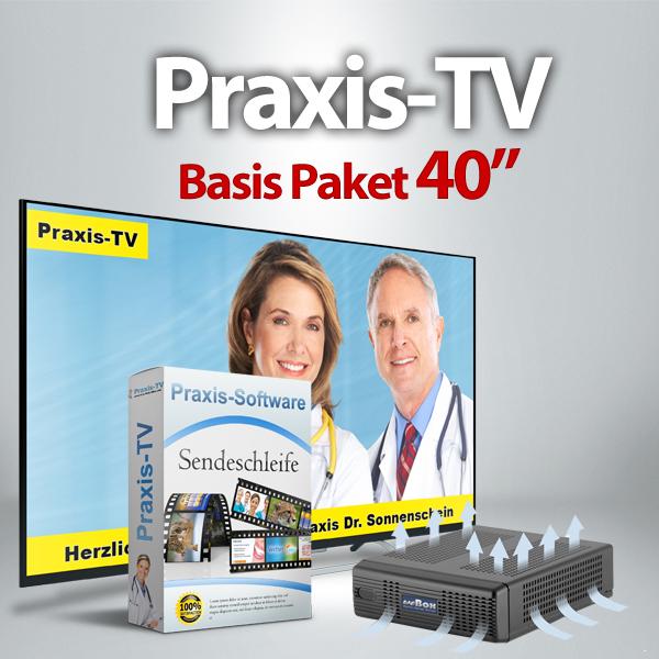 "Praxis-TV Basis 40"""