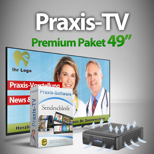 """Praxis-TV Premium 49"""""""