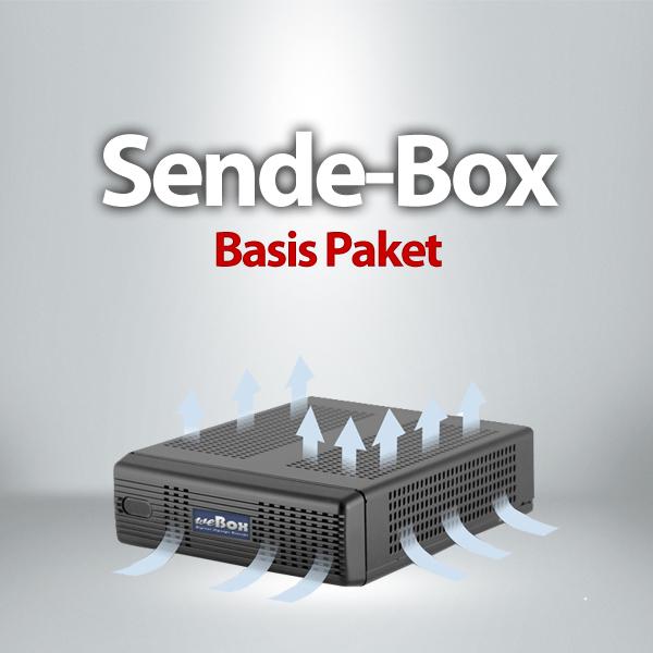 Sende-Box Basis