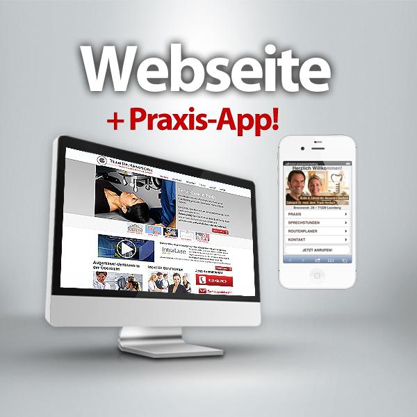 Website Premium Paket